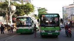 Tăng cường xe buýt phục vụ lễ hội Nghinh Ông Cần Giờ