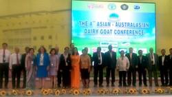 Đông đảo các chuyên gia, nhà khoa học quốc tế tham dự hội nghị Dê sữa Á- Úc