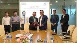 ông Phạm Ánh Dương – Chủ tịch Tập đoàn An Phát Holdings và ông Nguyễn Văn Tuấn – Chủ tịch HĐQT kiêm Tổng Giám đốc Gelex ký kết hợp tác