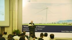 Nhiều doanh nghiệp Đức tham dự Hội thảo chuyên đề Năng lượng gió tại Việt Nam do AHK Việt Nam tổ chức tại TPHCM.