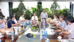 Ông Trương Duy Hải – Phó Chủ tịch Thường trực UBND tỉnh Bến Tre mời gọi Tập đoàn Sao Mai đầu tư vào tỉnh Bến Tre.