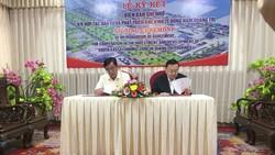 Ký kết MOA giữa lãnh đạo tỉnh Quảng Trị và Tập đoàn TPI