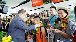 Vietjet Air khai trương đường bay mới Hà Nội - Đài Trung