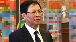 Ông Phan Văn Vĩnh phải vào viện điều trị