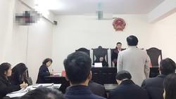 """Nguyên Bộ trưởng Phạm Vũ Luận """"thua kiện"""" ông Hoàng Xuân Quế"""