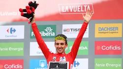 Simon Yates giành chiến thắng chung cuộc ở Vuelta a Espana 2018