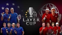 Poster quảng cáo Laver Cup 2018