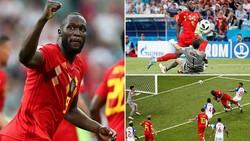 Bảng G: Bỉ - Panama 3-0: Mertens tỏa sáng, Lukaku lập cú đúp