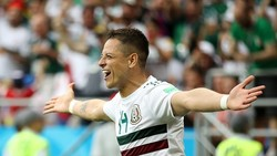 Bảng F, Hàn Quốc - Mexico 1-2: Chicharito tỏa sáng