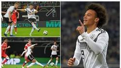 """Đức - Nga 3-0: Sane, Sule, Gnabry hạ gục """"gấu"""" Nga"""
