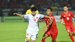 Myanmar - Việt Nam 0-0: Văn Toàn kém may, thầy trò HLV Park Hang Seo hòa tiếc nuối
