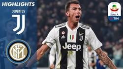 Juventus - Inter Milan 1-0: CR7, Mandzukic giành gọn 3 điểm cho Juve