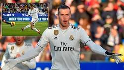 SD Huesca - Real Madrid 0-1: Đôi công hấp dẫn, Gareth Bale lập siêu phẩm phút thứ 8