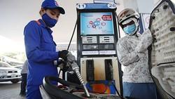 Giá xăng, dầu giảm mạnh