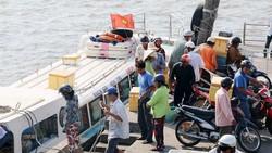 Ảnh hưởng bão, tàu cao tốc Kiên Giang ngưng chạy tuyến biển