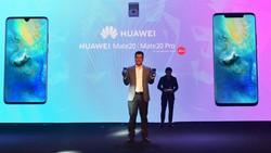 HUAWEI Việt Nam  chính thức ra mắt HUAWEI Mate 20 Series