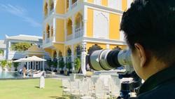Tại sự kiện, có thể thoải mái sử dụng các loại máy ảnh của Sony