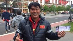 Góc Trần Minh Chiến: Kinh nghiệm so tài sức trẻ