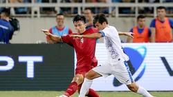 Olympic Việt Nam sẵn sàng cho Asiad 2018. Ảnh: MINH HOÀNG