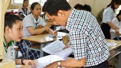 TPHCM: Hơn 78.000 thí sinh làm thủ tục dự thi THPT quốc gia năm 2018