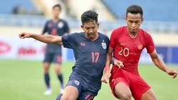 Thái Lan thắng dễ trước Indonesia. Ảnh: HOÀNG HÙNG