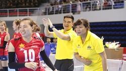HLV Lê Thị Hiền và Kinhphar Quảng Ninh đặt mục tiêu trụ hạng mùa này.