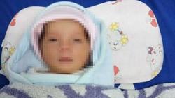 Kết quả giám định ADN cháu bé không cùng huyết thống với người xưng là cha ruột