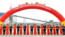 Thủ tướng dự khánh thành dự án Nhà máy Nhiệt điện Thái Bình 1
