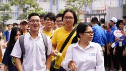 Đến sáng 26-6, thí sinh cả nước đã hoàn tất 3 môn thi