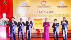 """Vinh danh 74 công trình """"Sách vàng Sáng tạo Việt Nam"""" năm 2019  """