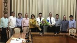 Ông Trần Anh Tuấn làm Phó Giám đốc Sở Kế hoạch – Đầu tư TPHCM