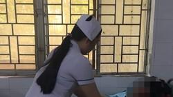 Nạn nhân D. bị thương nặng ở tay