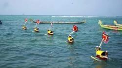Lễ khao lề thế lính Hoàng Sa trên đảo Lý Sơn