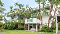 Kiến trúc xanh hòa mình với thiên nhiên tại Flamingo Đại Lải Resort