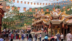 Lễ vía Bà Linh Sơn Thánh Mẫu - núi Bà Đen thành di sản văn hóa phi vật thể quốc gia