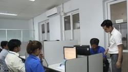 22 thí sinh thi kỹ năng sử dụng CNTT theo chuẩn Bộ Thông tin và Truyền thông