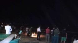 Huy động lực lượng tìm kiếm 4 du khách bị mất tích.