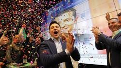 Ông Volodymyr Zelensky nhận được sự ủng hộ đông đảo từ giới cử tri trẻ