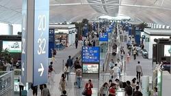 Nhiều chuyến bay bị ảnh hưởng do biểu tình tại sân bay Hồng Công
