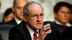 Thượng nghị sỹ James Risch, Chủ tịch Ủy ban Đối ngoại Thượng viện Mỹ. Ảnh: AP