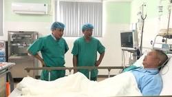 Sức khỏe bệnh nhân H. dần bình phục sau khi được ghép tim thành công tại Bệnh viện Trung ương Huế
