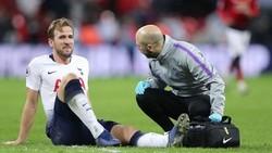 Harry Kane nếu vắng mặt dài hạn sẽ là cú sốc với Tottenham. Ảnh: Getty Images