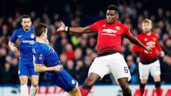Paul Pogba (phải) đã chơi trận cầu xuất sắc. Ảnh: Getty Images