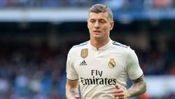 Tiền vệ Toni Kroos đã gia hạn hợp đồng với Real đến tháng 6-2023. Ảnh: Getty Images