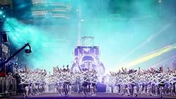 Lễ hội mừng 200 năm khai phá đất nước Singapore