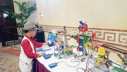 Bộ đồ chơi giáo dục khoa học cho giới trẻ