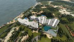 """Bình Thuận """"tuýt còi"""" 4 dự án bất động sản lớn"""