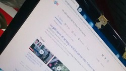 Mở các trang báo mạng là đầy rẫy thông tin án mạng, đâm chém…
