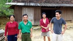 Vợ chồng cựu binh Trương Văn Thanh cùng 2 con bệnh tật