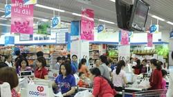 Thị trường bán lẻ tăng mạnh